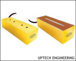 Rectangular Holding Magnets With Electrical Switch Off
